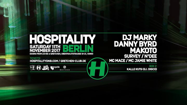 Recycle presents: Hospitality Berlin