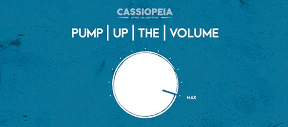 Pump up the Volume #6