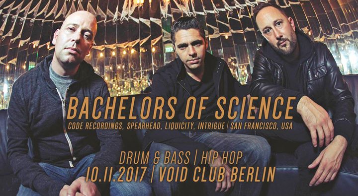 Bachelors Of Science (USA) at Void Club Berlin
