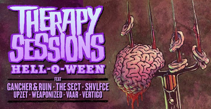 Therapy Sessions 5 w/ Gancher & Ruin at Void Club, Berlin