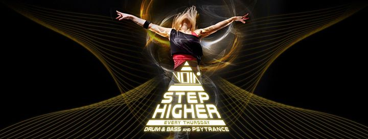 Step higher – Drum & Bass / Psytrance at Void Berlin