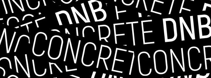 Tonight – Concrete DNB #5
