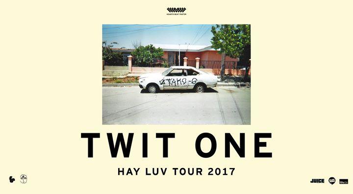 Twit One (Tito Wun, HHV) · Konzert & DJ Set + Hoodoomobil DJCrew