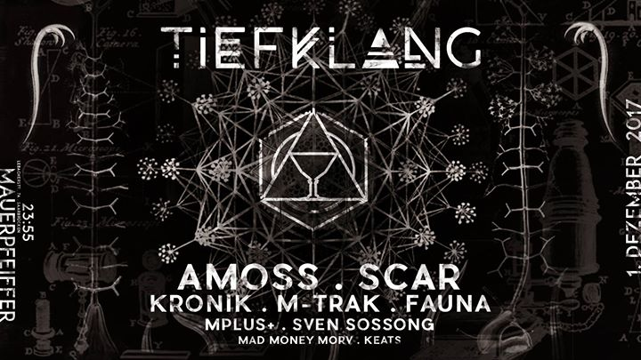Tiefklang I mit Amoss & Scar (Dispatch, Metalheadz I Uk)