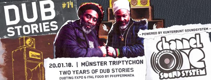 Dub Stories #14 – Channel One Soundsystem